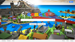 Google web search (Roblox theme) by GoldLunarMoon