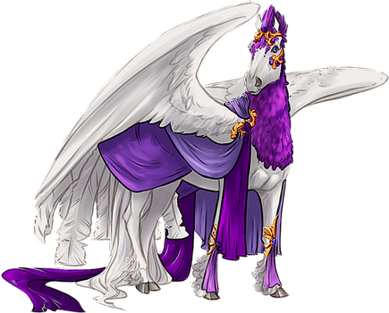 Nofret's Robes by hairama