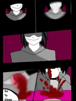 Tears of blood page 1 by AlyssumPetal