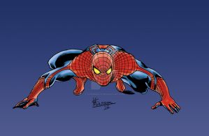 The Amazing Spider-Man - Andrew Garfield by chrismas-81