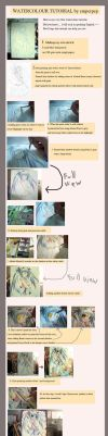 watercolour tutorial by emperpep