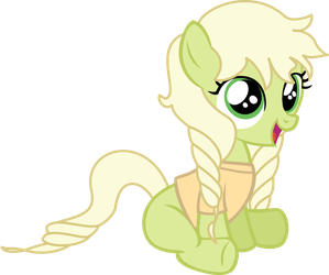 Request OC Shallow Phip Cucumber (filly version) by Celestia-In-Love