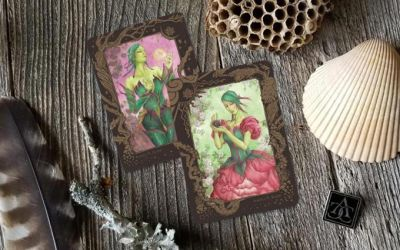 Olde Fae Card Game - FINAL 48 HOURS! by AngelaSasser