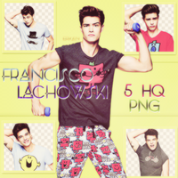 Francisco Lachowski Photopack PNG by erknkml