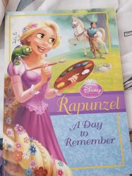 Rapunzel A Day To Remember by Mileymouse101