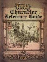 Terah Player's Reference Guide by butterfrog