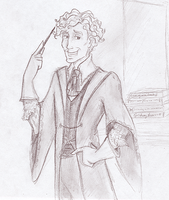Gilderoy Lockhart by HILLYMINNE