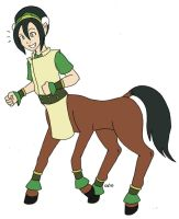 AvaTaurs - Toph by cqmorrell