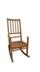 Rocking Chair by bluepng