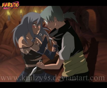 .:: Kabuto's 'Attack' ::. by knilzy95