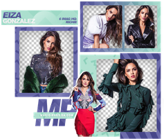 PACK PNG 981  EIZA GONZALEZ by MAGIC-PNGS