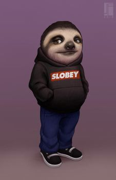 SLOBEY by joifish