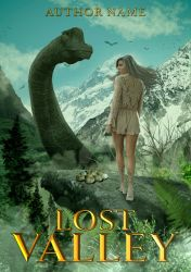Lost Valley Book Cover