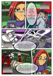 YGO Doujin Bonus Chapter - Wally's Agent - Page 28 by punkbot08