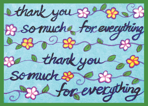MG - Thank You For Everything by Schlady