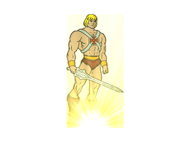 He-Man by GIMPify