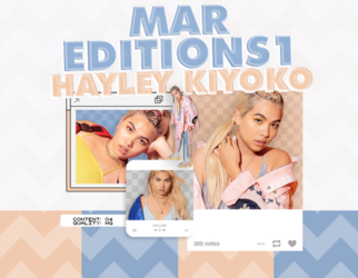 /PACK PNG/ HAYLEY KIYOKO. by MarEditions1