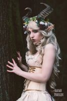 Catching up - Ethereal Maiden by Sarah-Trickler
