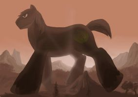 Shadow of the Big Mac by CountCarbon