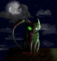 Anti under the moon by Tangoloo