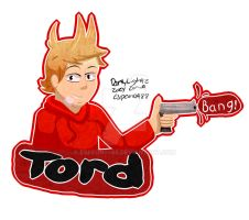 Tord from Eddsworld by Espeon9488