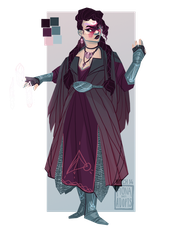 [closed] Adopt -  Witch 14 by fionadoesadopts