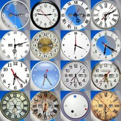 Conky Analog Sound Clock V7.1 + 6 themes by jbaseb