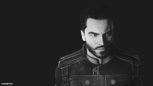 Kaidan - Black and White by Me4Fan