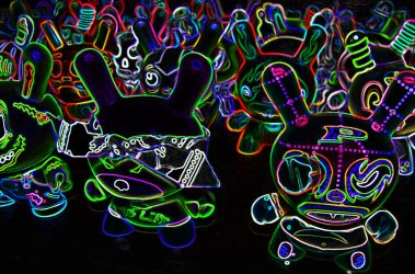 Dunny Parade by beetle665