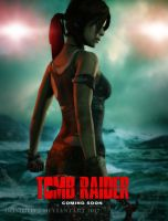 Tomb Raider 2018 Film Poster by Irishhips