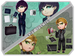 { Open } Business Chic { 2/2 } by LastingEnchantments