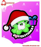 Merry Squishmas - 2 by ObscureGraphics
