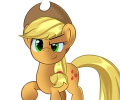 Time to buck apples by sykobelle