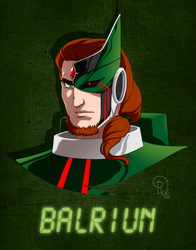 Faces of Balriun - 2nd - DR Commission by LordNagashFear