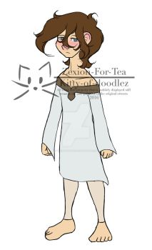 Sleepwear for the Weary by Zexion-For-Tea