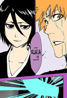 IchiRuki manga coloring by chappy1000