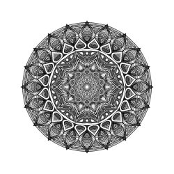 Mandala design by AfterDeath