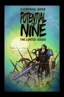 POTENTIAL OF NINE limited series 2012 by TaylorGarrity