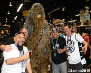 Chewie and Friends by Leena-A