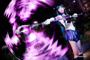 Sailor Pluto-Dead Scream by ValeforHo