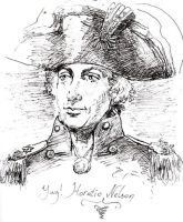 Horatio Nelson by rum-inspector