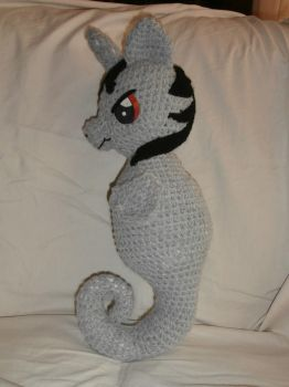 greyflake plushie by deoix