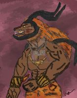 Ifrit by Le-Smittee