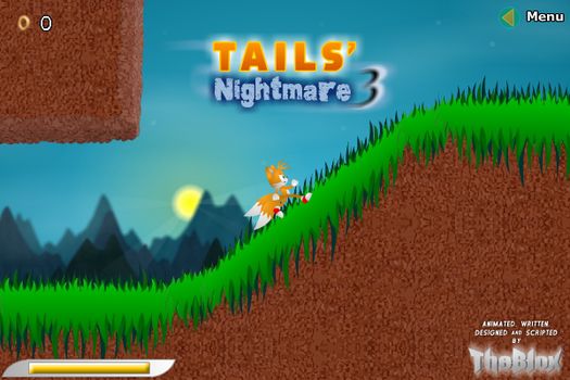 Tails' Nightmare 3: Screenshot 3 by TheBlox