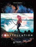 Constellation graphic novel hardcover available by VincentPompetti