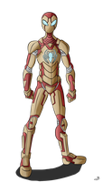 Iron Spider by berny17