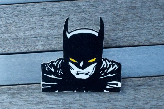 NANANANA Batman pin by CleverTrever