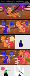 Stories of The Elements: The Grand Ceremony Part 9 by EmoshyVinyl