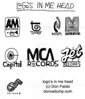 Logos In Me Head by Don-O