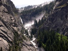 Yosemite National Park X by dhunley